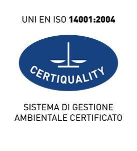 certificazione 14001 sistema di gestione ambiente certificato