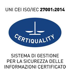 Certificazione 27001 sistema di gestione per la sicurezza delle informazioni